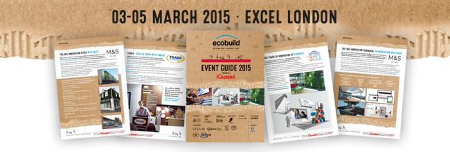 Ecobuild 2015 - Last day